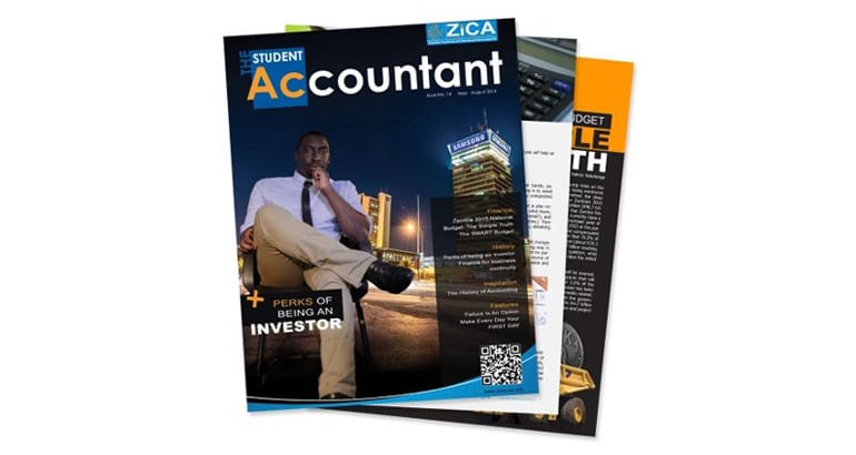 The Student Accountant Magazine - 3rd Issue 2014