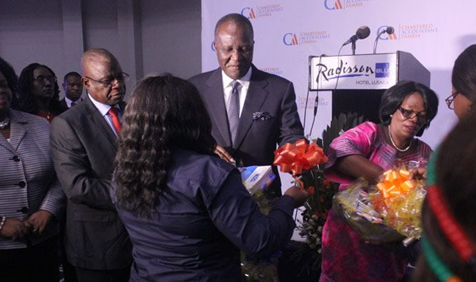 CA Zambia Launch - Guest of Honor's Speech