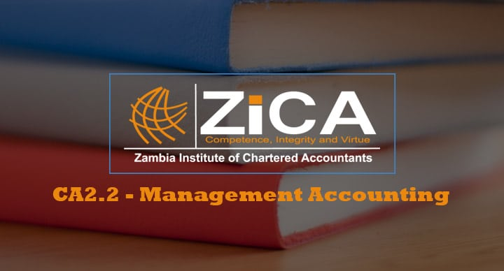 CA2.2 - Management Accounting