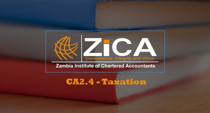 CA2.4 - Taxation