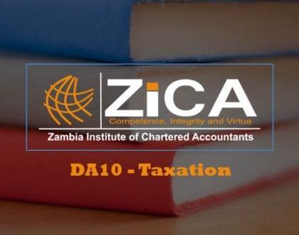 DA10-Taxation