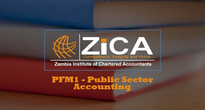 PFM1 - Public Sector Accounting