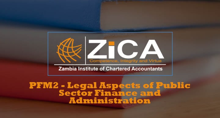 PFM2 - Legal Aspects of Public Sector Finance and Administration