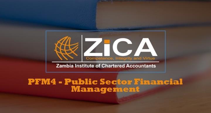 PFM4 - Public Sector Financial Management