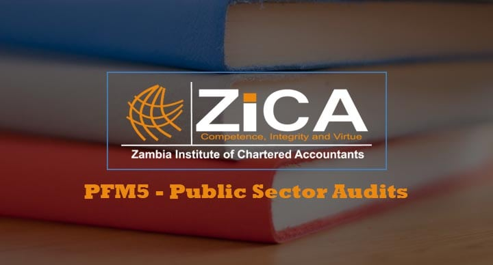 PFM5 - Public Sector Audits