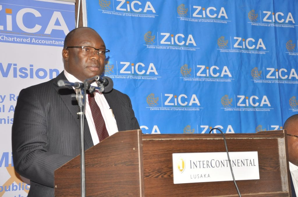 ZICA holds Local Authorities Financial Management Workshop
