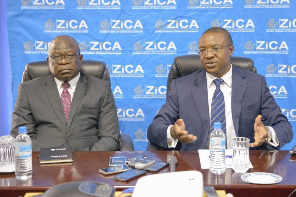 Press Statement on National Matters by the ZICA President Mr. Jason Kazilimani Jr.