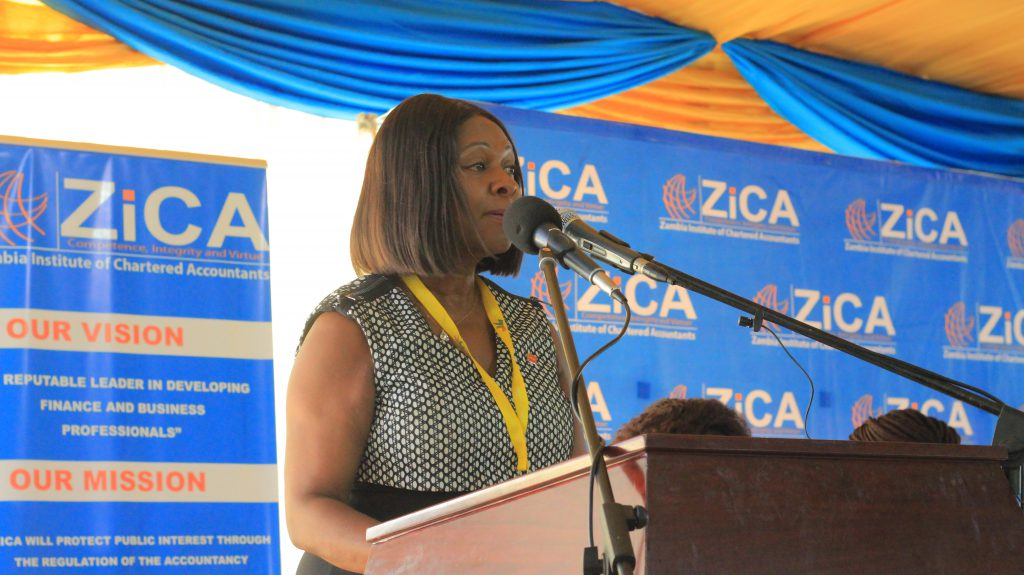 MWANAKATWE WARNS EMPLOYERS AGAINST EMPLOYING ACCOUNTANTS NOT REGISTERED WITH ZICA