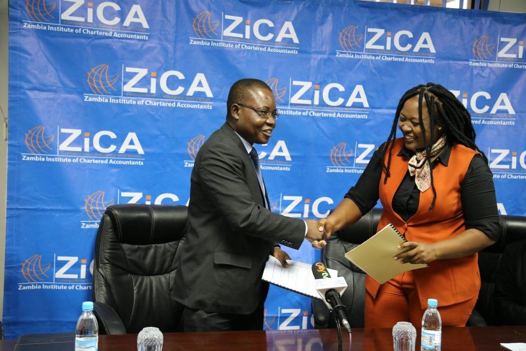 ZICA SIGNS A MEMORANDUM OF UNDERSTANDING WITH THE FIC