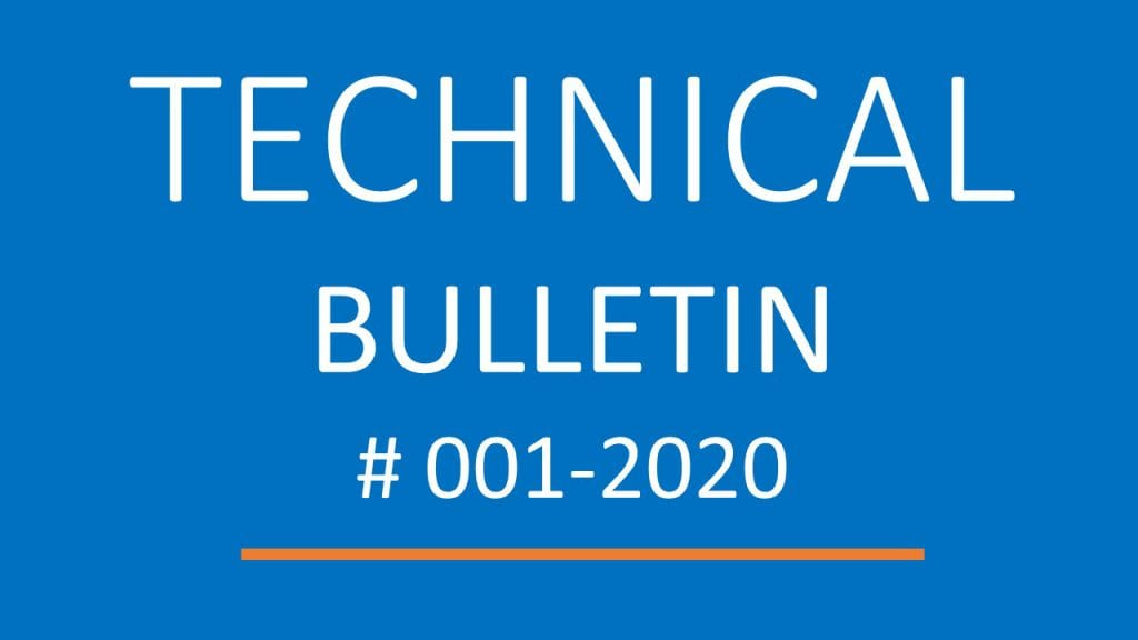 Technical Bulletin number 001/2020 on IFRS 9 VIS A VIS COVID 19