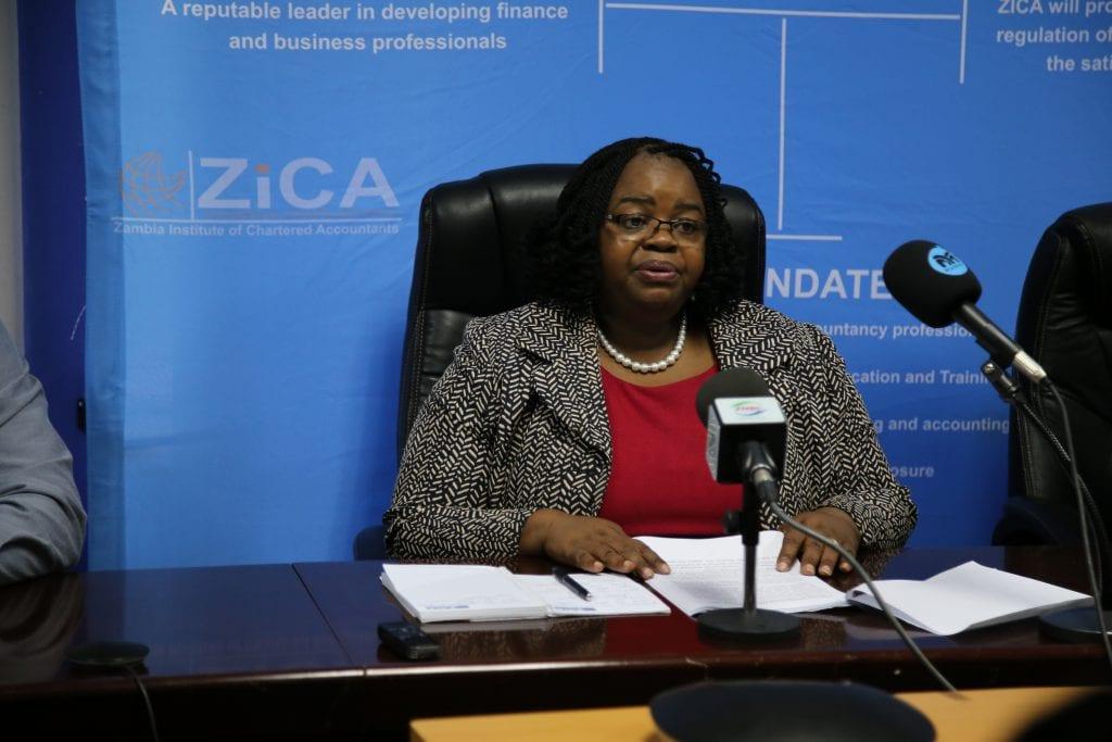 ZiCA PRESIDENT'S 2020 FOURTH QUARTER MEDIA BRIEF