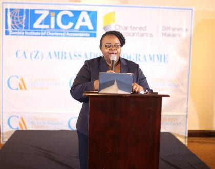 ZICA President's Opening Remarks at the CAZAP Launch
