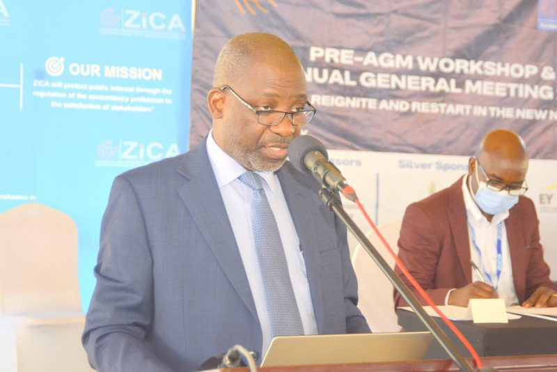 GUEST OF HONOURS SPEECH AT THE 36TH ANNUAL GENERAL MEETING, 9th OCTOBER 2021
